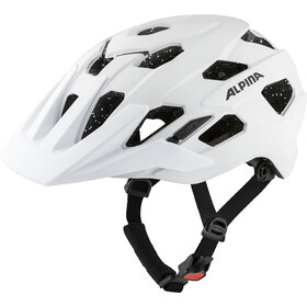 Alpina Anzana Tocsen Helmet white matt